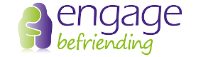 Engage Befriending Logo